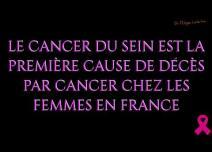 Octobre Rose : Le Cancer du sein #TousConcernés